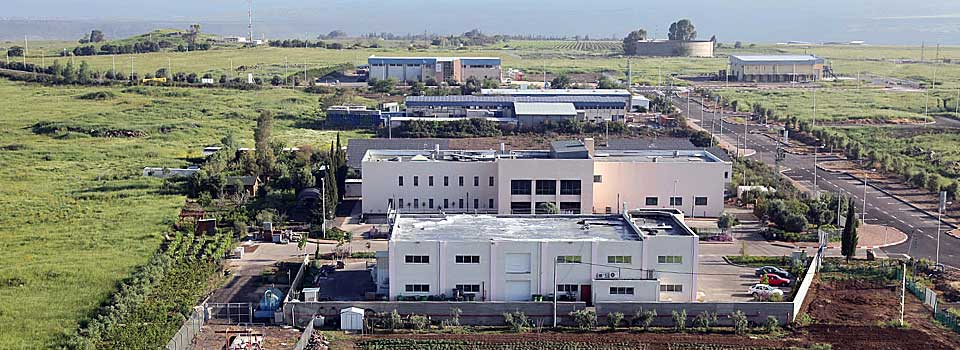 be machinery factory aerial view 1