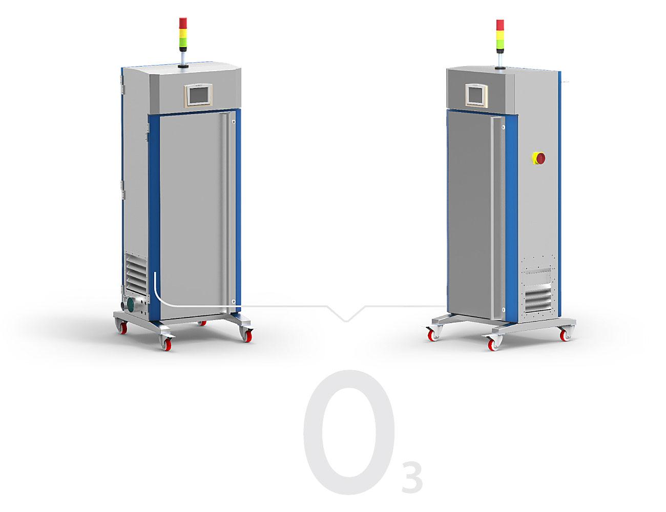 post-system-Ozone-Unit